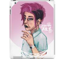 Punk Gal iPad Case/Skin