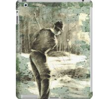 Chipping Madness iPad Case/Skin