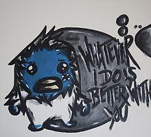 Mugshots: Yeti by leighelizabeth