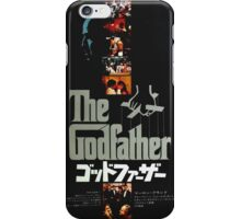 The Godfather iPhone Case/Skin