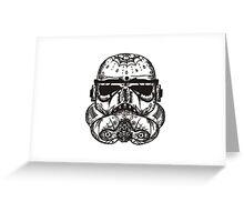 dia de los storm trooper Greeting Card