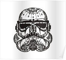 dia de los storm trooper Poster