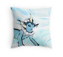 Vaporeon | Scald Throw Pillow