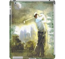 Rory McIlroy In Dubai iPad Case/Skin