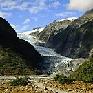Franz Joseph Glacier by Nickolay Stanev