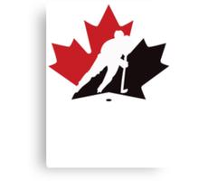 Canada Hockey team  Canvas Print