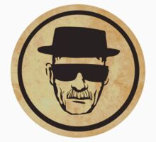 Breaking Bad Walter Coasters retro style image by april nogami