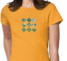Glass - JUSTART © Womens Fitted T-Shirt