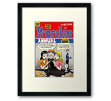McArchie Framed Print