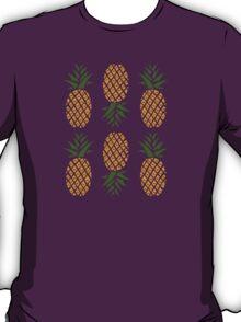 Pineapples (six) T-Shirt