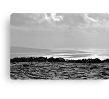 Blackhead, The Burren Canvas Print