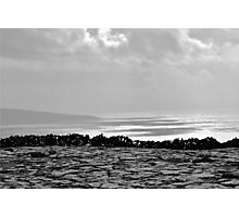 Blackhead, The Burren Photographic Print