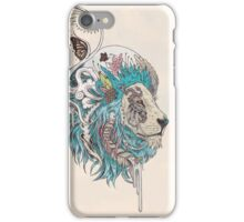 Unbound Autonomy (Blue) iPhone Case/Skin