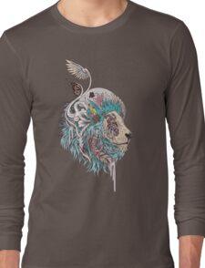 Unbound Autonomy (Blue) Long Sleeve T-Shirt