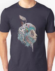 Unbound Autonomy (Blue) Unisex T-Shirt