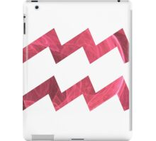 The Ever-Playful Mew [White Outline] | Age of Aquarius iPad Case/Skin
