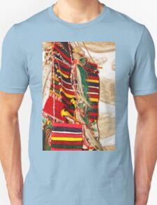 Traditional Bulgarian Knitting T-Shirt