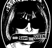 GOD SAVE THE QUEEN by clsnyc