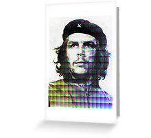 Che Guevara #3 Greeting Card