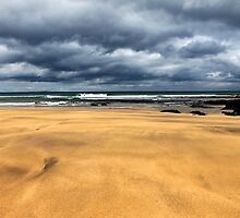 Fanore Beach by HeloiseGauvin