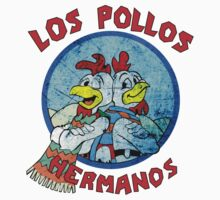 Los Pollos Hermanos Wink retro style by april nogami