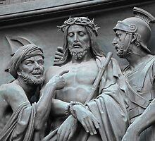 betrayal of Judas by mrivserg