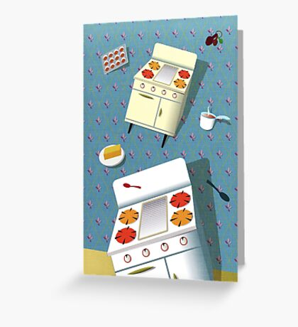 Time to cook! Greeting Card