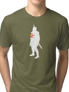 Grossly Incandescent: Inverse Tri-blend T-Shirt