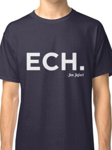 ECH White Classic T-Shirt