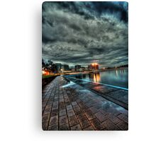 forster at night Canvas Print