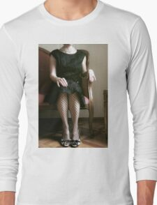 40s lady Long Sleeve T-Shirt