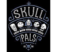Skull Pals Photographic Print