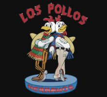 Los Pollos Hermanos Custom New  by april nogami