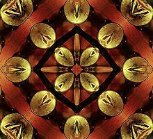 Steampunk Kaleidoscope 4 by SRowe Art
