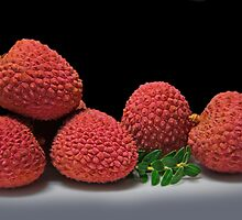 Lychees by jerry  alcantara