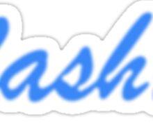 Nashty Sticker