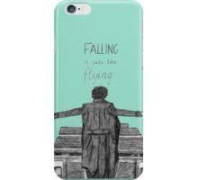 The Fall- Biro  iPhone Case/Skin