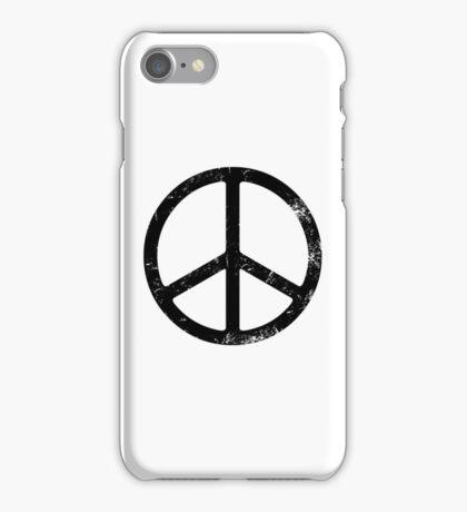 PEACE SIGN iPhone Case/Skin