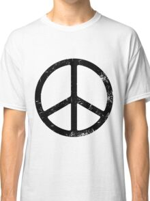 PEACE SIGN Classic T-Shirt