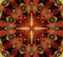 Steampunk Kaleidoscope 3 by SRowe Art