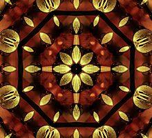 Steampunk Kaleidoscope 2 by SRowe Art