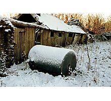 """Morning Fresh on the Farm"" Photographic Print"