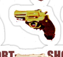 Little Killers Sticker