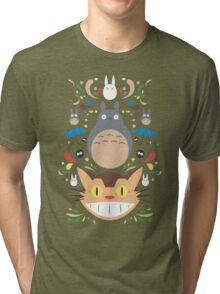 Neighbor Friends Tri-blend T-Shirt