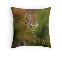 Natures Engineers Throw Pillow