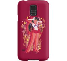Soldier of Flame & Passion Samsung Galaxy Case/Skin