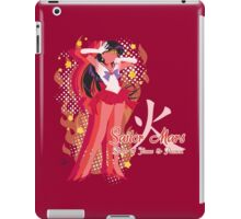 Soldier of Flame & Passion iPad Case/Skin