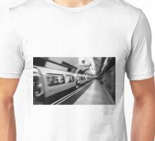 London Underground Tube Commute Unisex T-Shirt