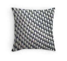 Birmingham Bull Ring Selfridges abstract Throw Pillow