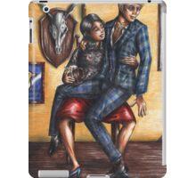 Hannibloom - Drunk iPad Case/Skin